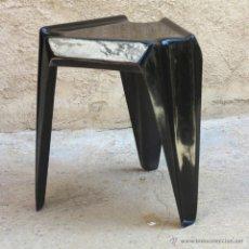 Vintage: MUY RARO !! MESA VINTAGE DE PLASTICO DE DISEÑO DE BÄTZNER PARA BOFINGER. ALEMANIA 1960 - 1969. Lote 54794651