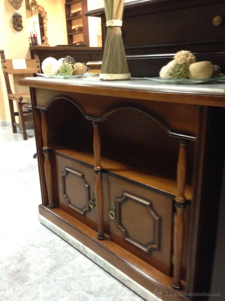 Mueble entrada a os 60 comprar muebles vintage en todocoleccion 54797660 - Muebles anos 60 ...