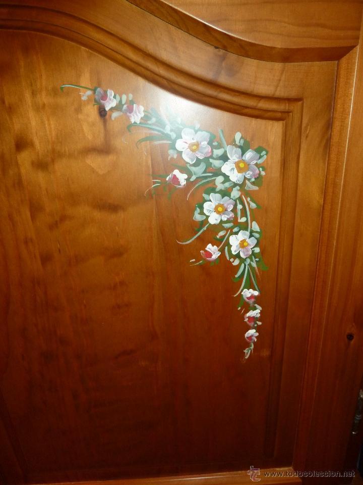Comoda tocador con espejo de dormitorio habitac comprar - Habitacion con tocador ...
