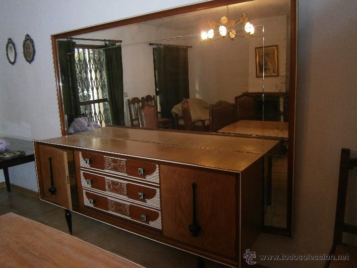 aparador comedor años 60 diseño español - Kaufen Vintage-Möbel in ...