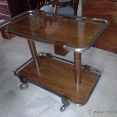 Vintage: CARRITO CAMARERA VINTAGE. Lote 55087318