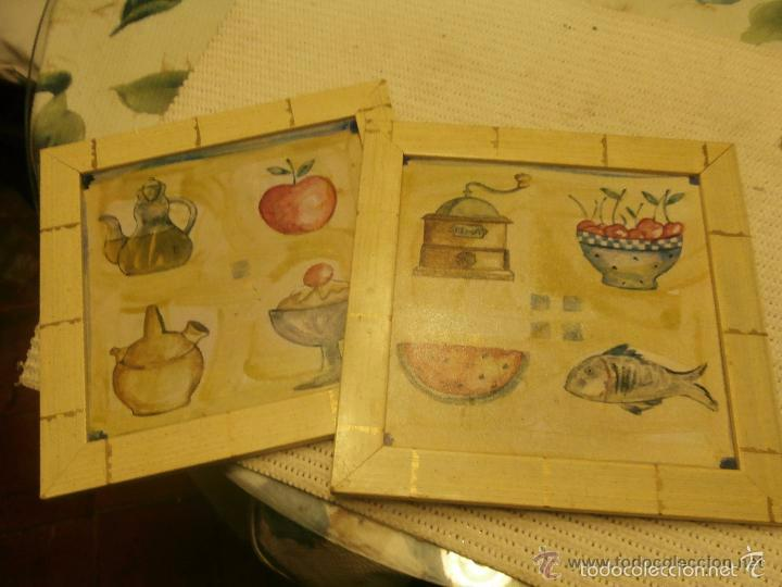 cuadros para cocina vintage muebles