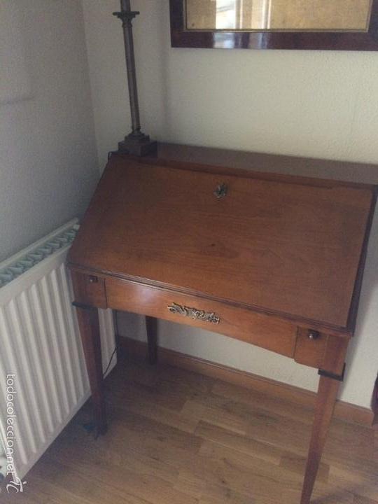 Secreter escritorio buro bureau comprar muebles vintage - Escritorio vintage segunda mano ...