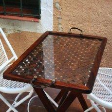 Vintage: MESA BANDEJA PLEGABLE, TRANSPORTE GRATIS COMUNIDAD MADRID.. Lote 56020789