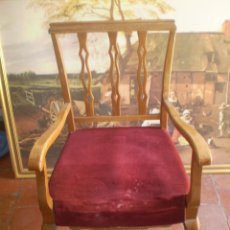 Vintage: SILLON DECADA DELOS 50. Lote 56114978