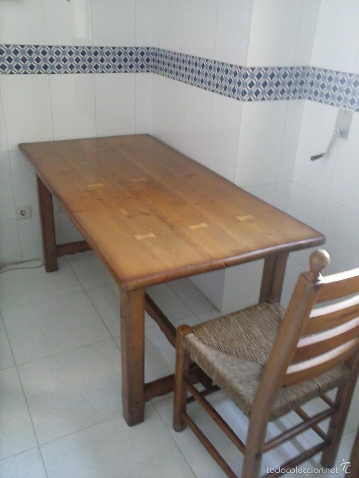 conjunto mesa y sillas de cocina - Comprar Muebles vintage en ...