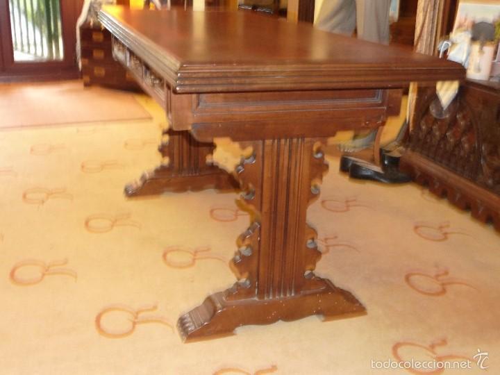 Mesa mostrador escritorio valenti comprar muebles - Escritorio vintage segunda mano ...