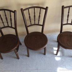 Vintage: SILLAS MADERA VINTAGE. Lote 56366415