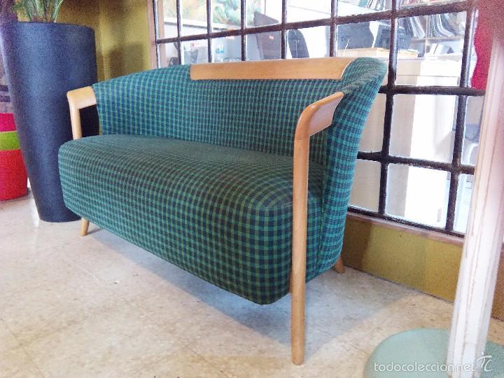 BUTACA DOS PLAZAS (Vintage - Muebles)