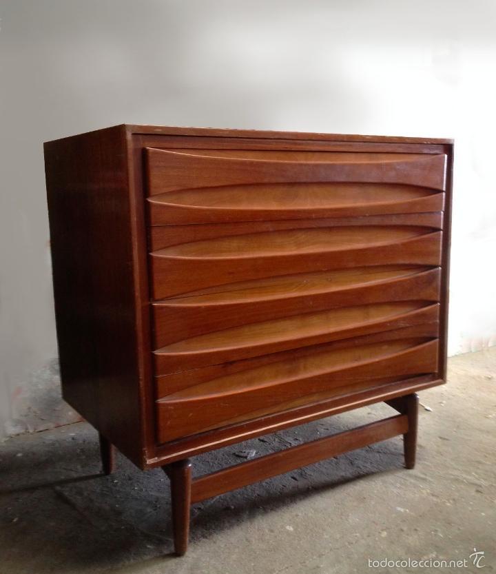C moda vintage mueble nordico escandinavo antig comprar - Mueble nordico madrid ...