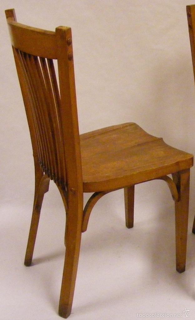 Silla de roble vintage comprar muebles vintage en for Muebles online vintage