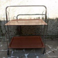 Vintage: CAMARERA PLEGABLE VINTAGE. Lote 56711718