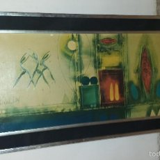 Vintage: CUADRO 1974. Lote 56926007
