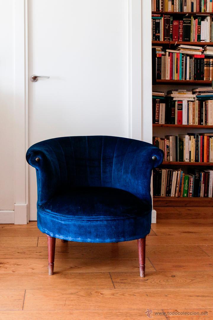 Butacas pequeas y comodas silln tapizado classic evo with - Butacas comodas ...