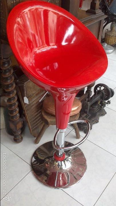 taburete rojo ferrari para barra o mesa ausilia - Comprar Muebles ...