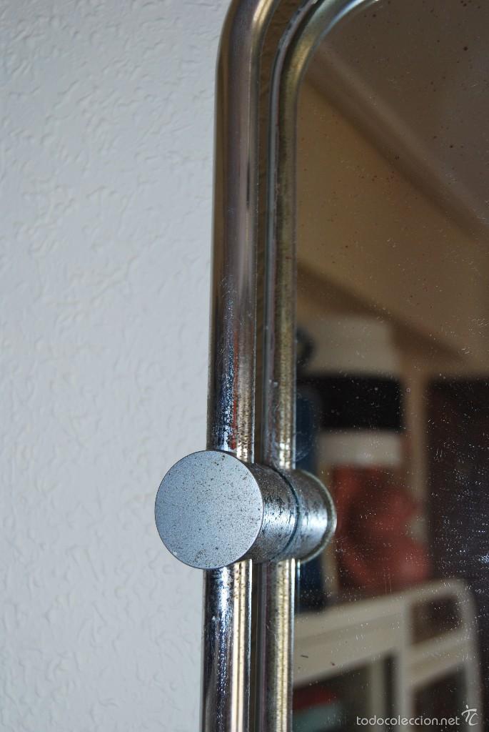 espejo de metal - años 60 - Comprar Muebles vintage en ... - photo#47