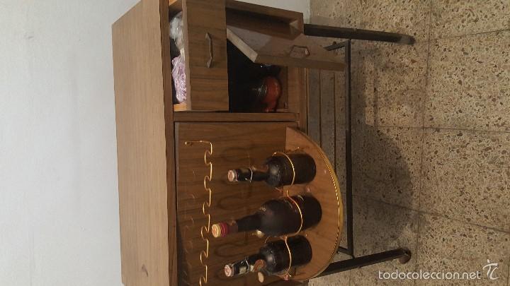 Vintage: MUEBLE BAR 60 - Foto 4 - 57440359