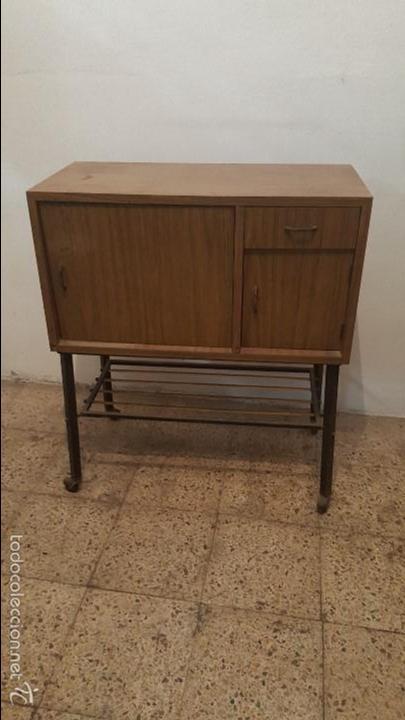 MUEBLE BAR 60 (Vintage - Muebles)