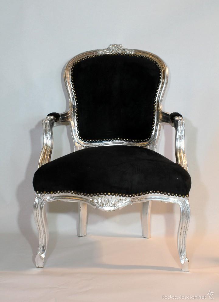 Butaca estilo luis xv comprar muebles vintage en for Muebles estilo vintage online