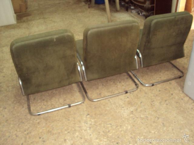 Sillones oficina vintage retro vendido en venta directa for Sillones oficina ergonomicos precios