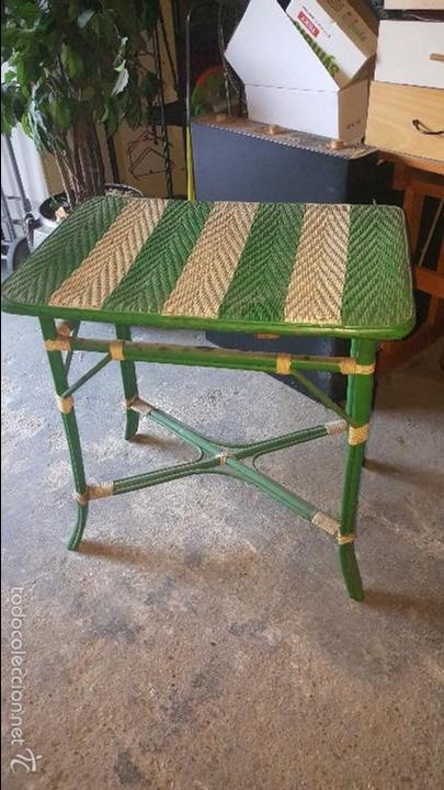 MESA ORIGINAL DE EPOCA (Vintage - Muebles)