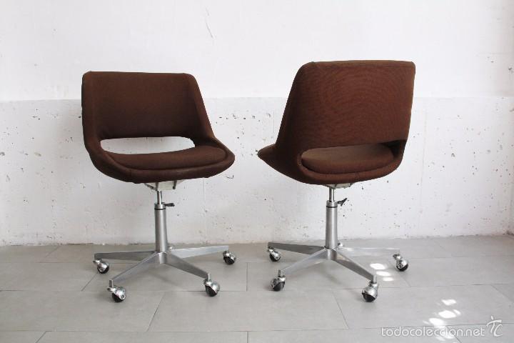 Sillón butaca silla oficina giratoria mini kilt - Verkauft durch ...