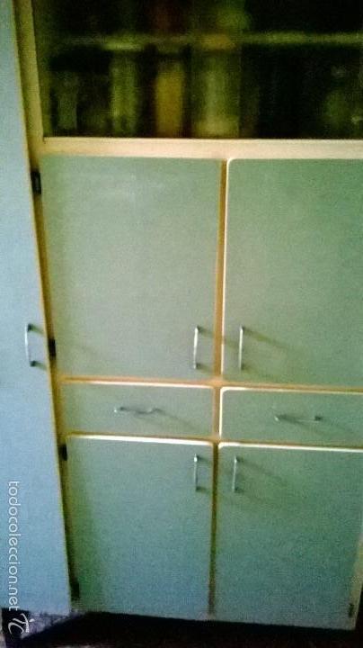 mueble de cocina de fórmica vintage - Comprar Muebles vintage en ...