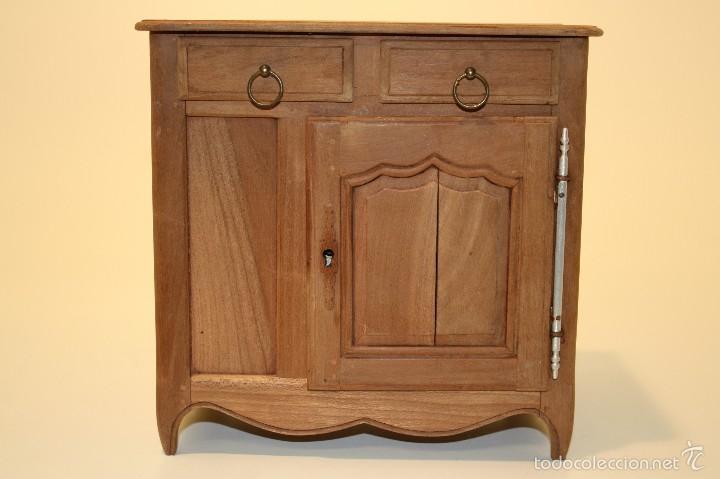 Maqueta mueble bufet escala 1 10 para restaura comprar - Restaurar muebles vintage ...