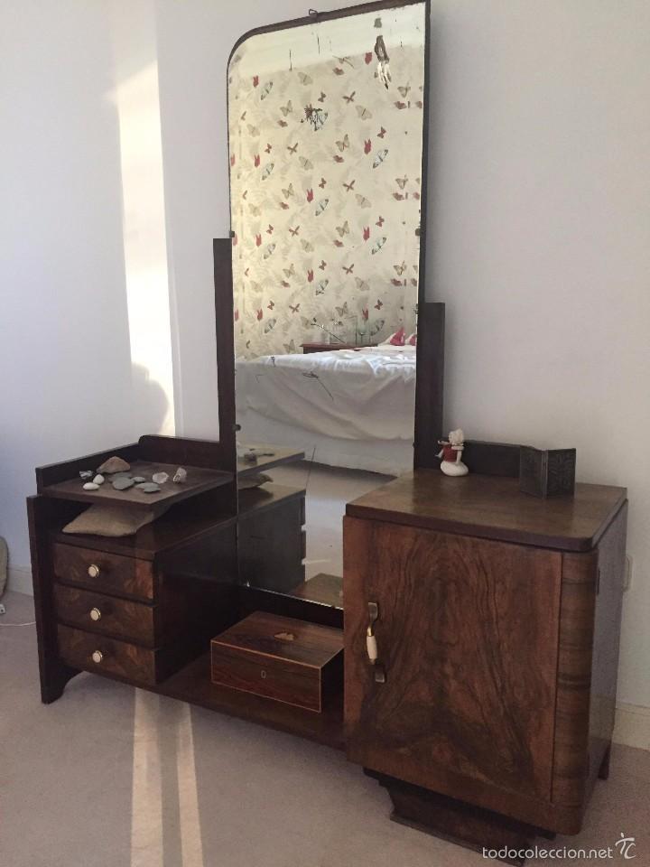 Coqueta tocador c moda a os 50 comprar muebles - Muebles anos 50 ...