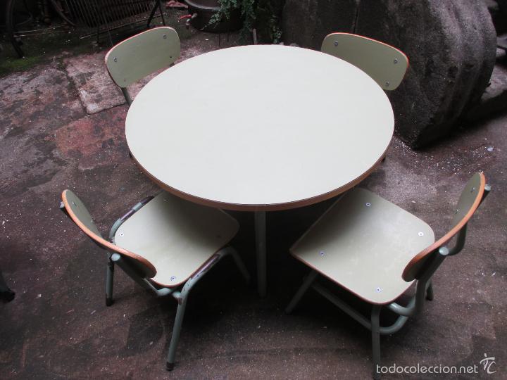 federico giner sa - lote de 4 sillas de guarder - Comprar Muebles ...