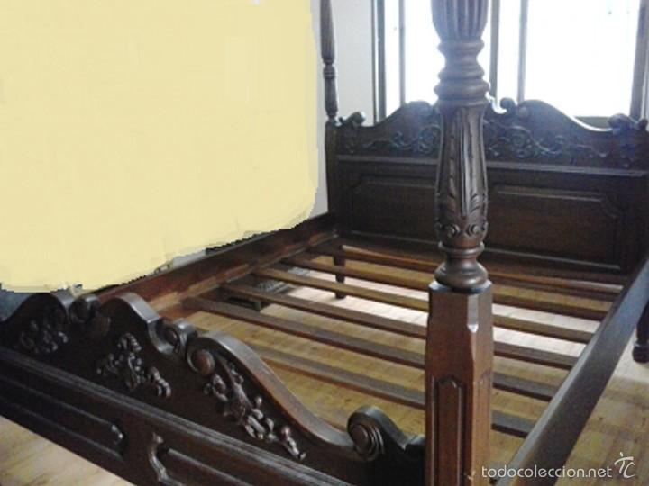 habitación y salón caoba macizo estilo victoria - Comprar Muebles ...