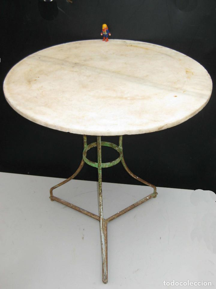 original mesa antigua francesa gueridon jardi - Comprar Muebles ...