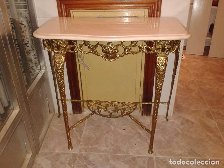 Consola antigua estilo franc s estilo felipe v comprar for Consolas antiguas muebles