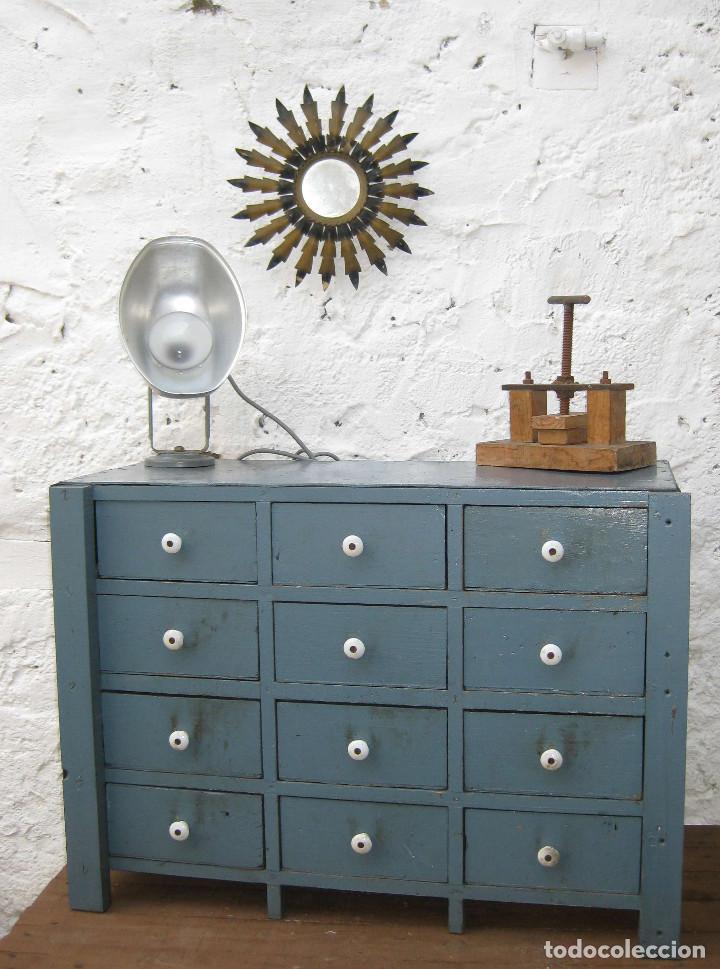 Precioso mueble vintage madera ideal decoracion comprar - Comprar decoracion vintage ...