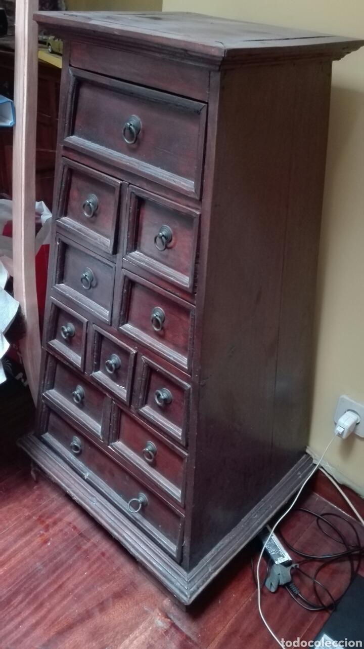 Mueble Auxiliar Forma De Piramide Comprar Muebles Vintage En  # Muebles Piramides