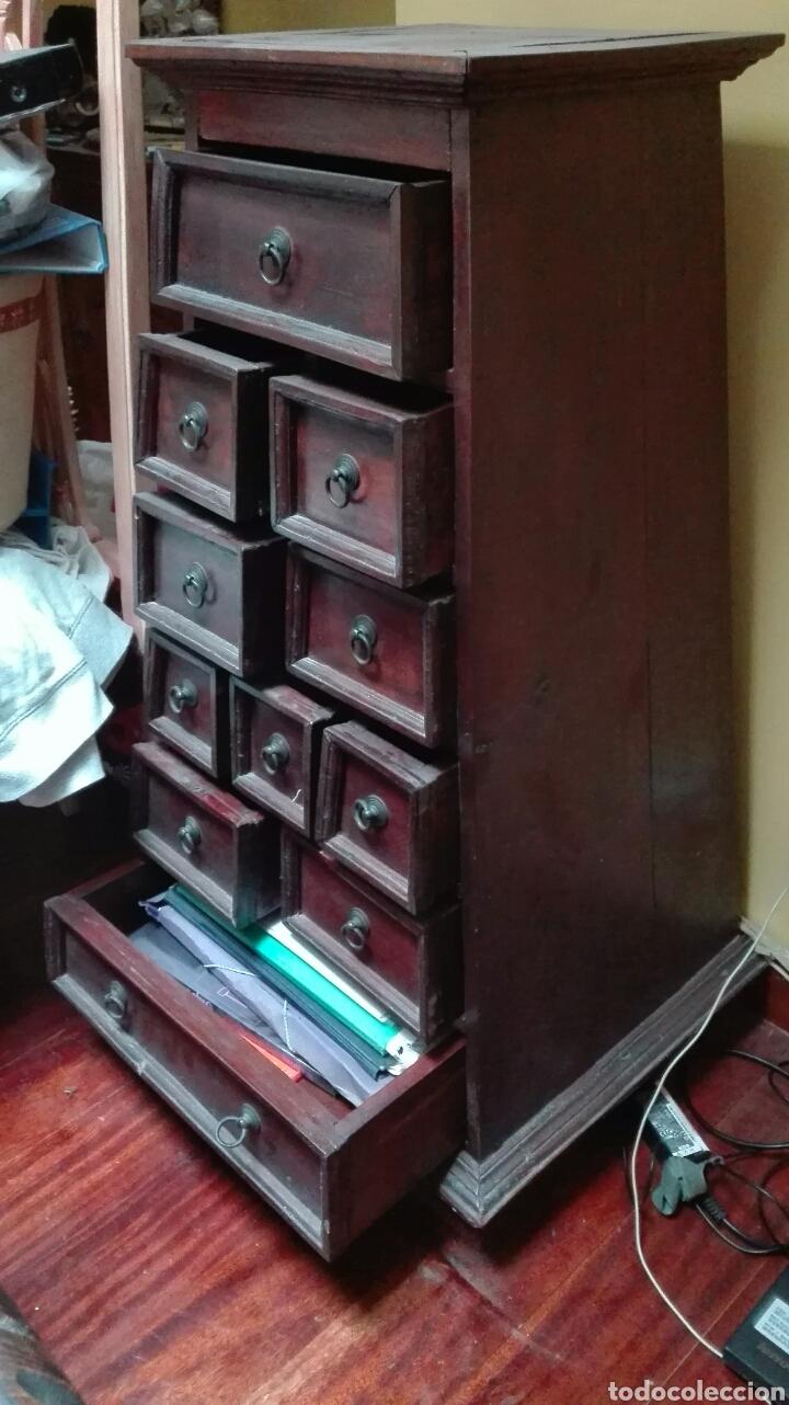Mueble Auxiliar Forma De Piramide Comprar Muebles Vintage En