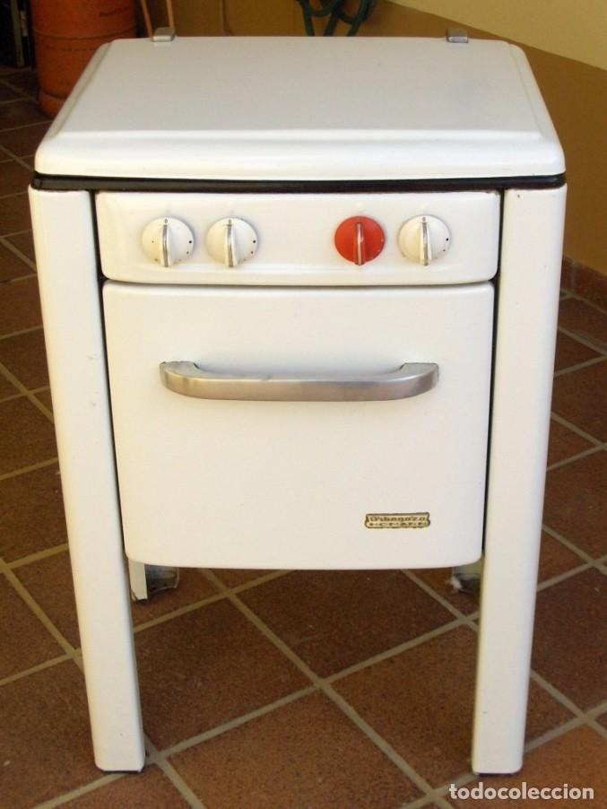 Mueble cocina de gas vintage orbegozo homann comprar for Mueble cocina 60 x 30