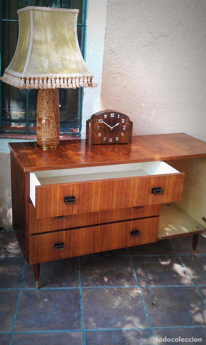 Muebles diseo nordico vintage mueble aparador cajones - Mueble nordico madrid ...