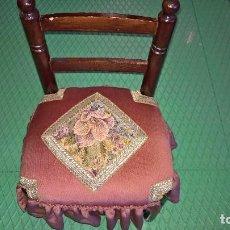 Vintage: PEQUEÑA SILLA. Lote 67510161