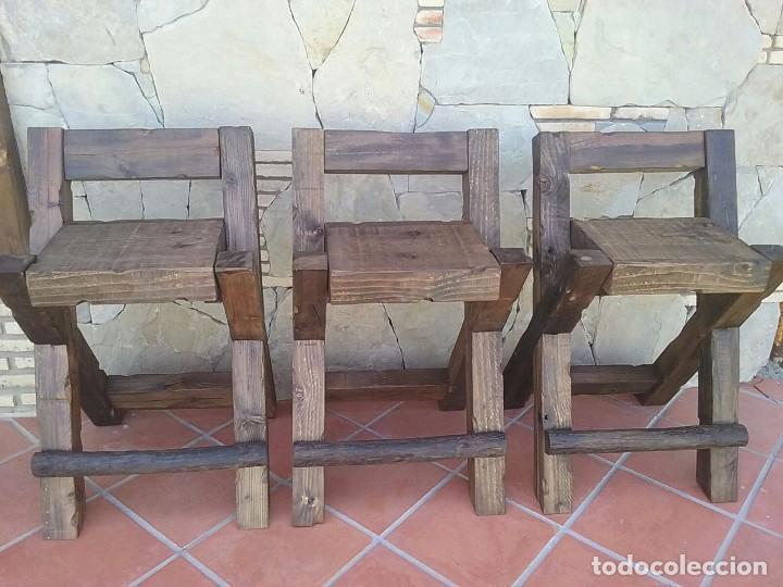 mesa rustica comedor, de centro, ... con vigas - Comprar Muebles ...