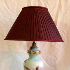Vintage: ANTIGUA LAMPARA DE MESA MANISES. Lote 71467395