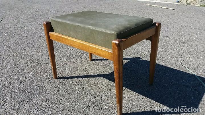 banco danés vintage años 50 60. ;mueble escandi - Comprar Muebles ...
