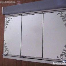 Antiguo mueble espejo armario ba o para colgar comprar - Armario bano colgar ...