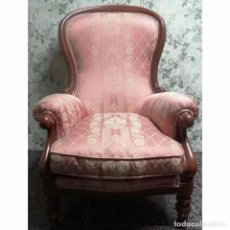 Vintage: SILLON ISABELINO ABUELO. Lote 72786427