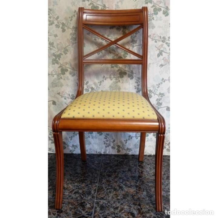 SILLA UNIDADES SUELTAS DIVERSOS ESTILOS (Vintage - Muebles)
