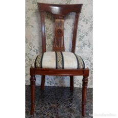 Vintage: SILLA UNIDADES SUELTAS DIVERSOS ESTILOS. Lote 73150731