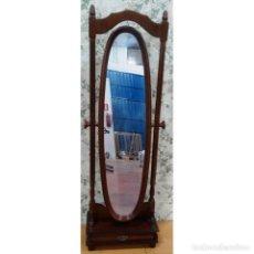 Vintage: ESPEJO TOCADOR NOGAL. Lote 73221299