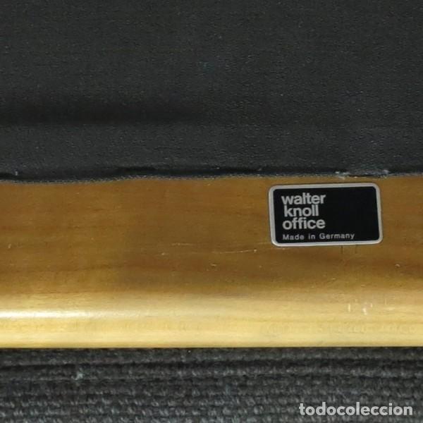 Vintage: Silla de oficina diseño de Walter Knoll. 1970 - 1980 - Foto 5 - 120825618
