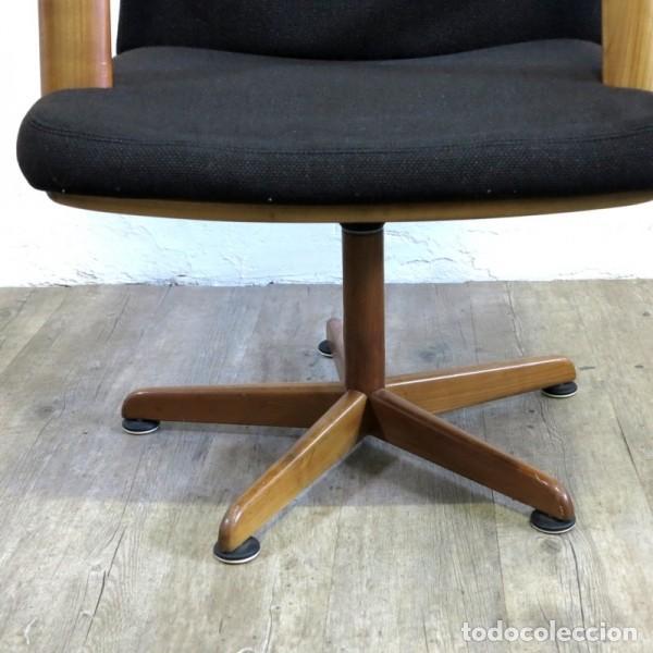 Vintage: Silla de oficina diseño de Walter Knoll. 1970 - 1980 - Foto 7 - 120825618