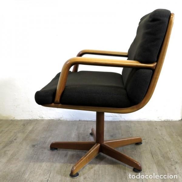 Vintage: Silla de oficina diseño de Walter Knoll. 1970 - 1980 - Foto 11 - 120825618